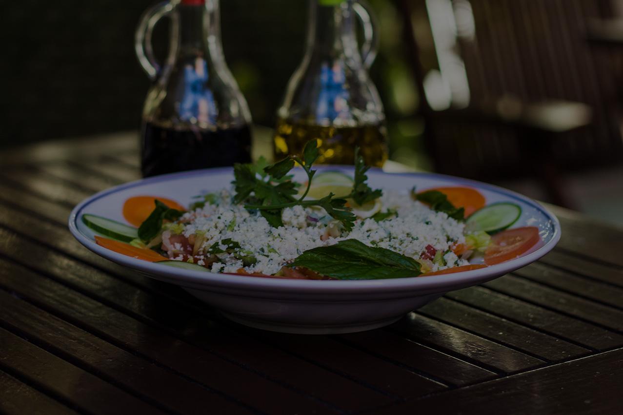 Salata Köşesi